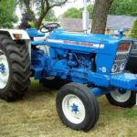Ford 5000 Vintage Tractor Information