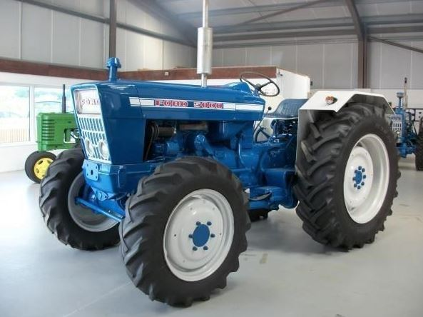 Ford 5000 Tractor Specs : Ford vintage tractor price specifications fetures