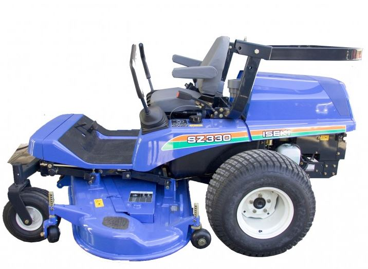 Iseki SZ Zero-Turn Mower Price