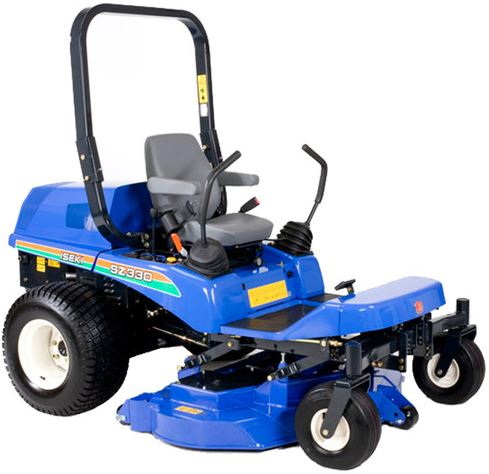 Iseki SZ Zero-Turn Mower key features
