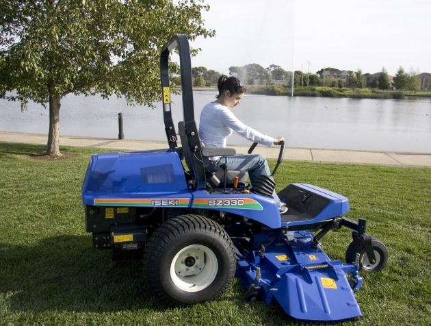 Iseki SZ Zero-Turn Mower specifications