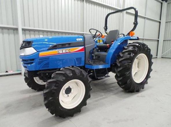 Iseki TG5570 ROPS Compact Tractor