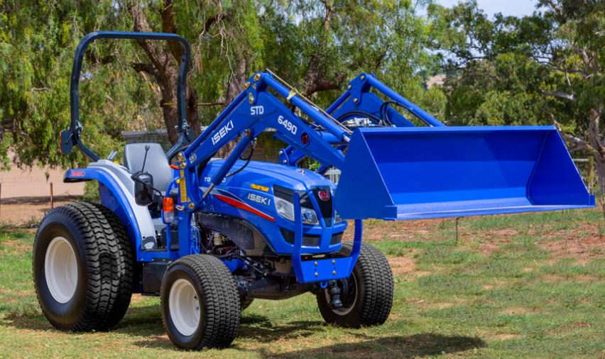 Iseki TG6400H.4R ROPS Compact Tractor