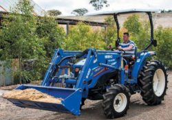 Iseki TG6490P.4C CAB Compact Tractor