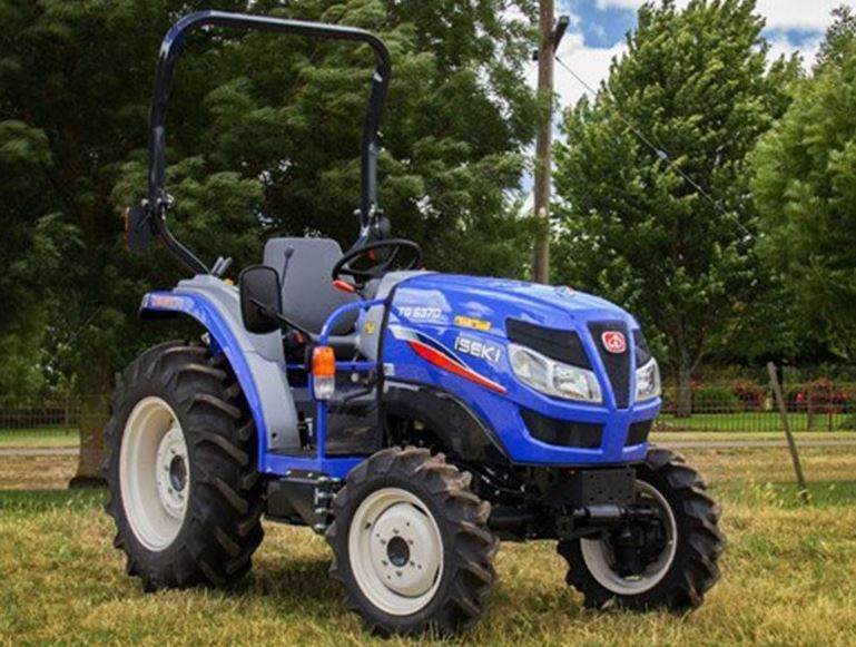 Iseki TG6490P.4R ROPS Compact Tractor