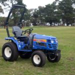Iseki TM Series 23 HP And 26 HP Compact Tractors Information
