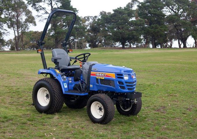 Iseki TM3245 Compact Tractor