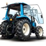LS MT5 Series Utility Tractors Parts Specs Features Images