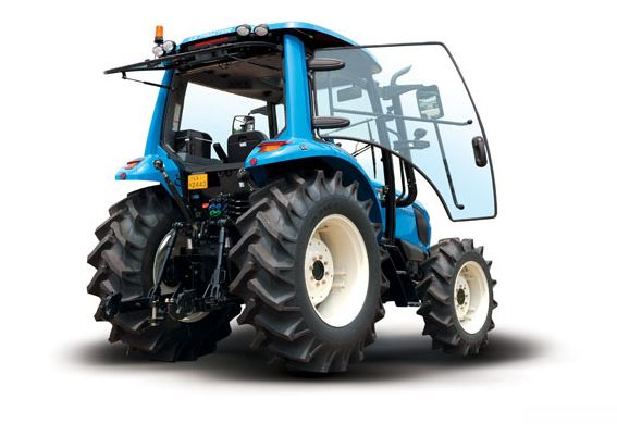 LS MT5.68 Utility Tractor