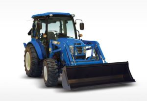 LS MT5.73Utility Tractor