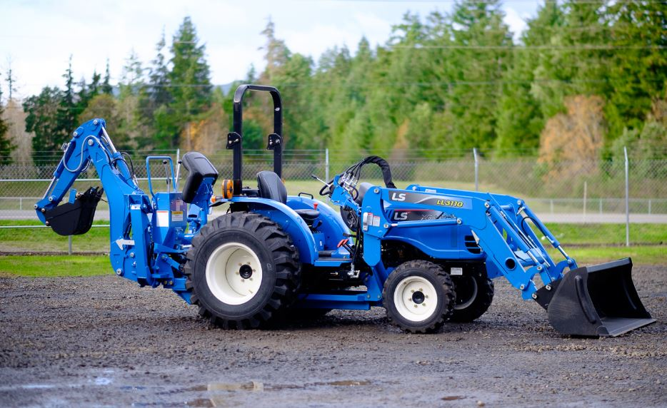 Tractor Water Lift : Usa ls xg series compact tractors price list specs facts