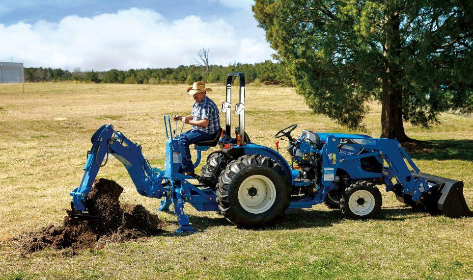 LS XG3032 Compact Tractor