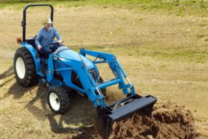 LS XG3032h Compact Tractor