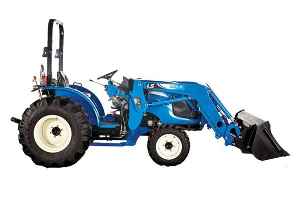 LS XG3135 Compact Tractor