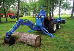 LS XG3135h Compact Tractor