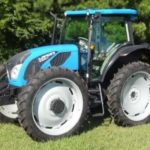 Landini 5D High Clearance Series Tractors Information