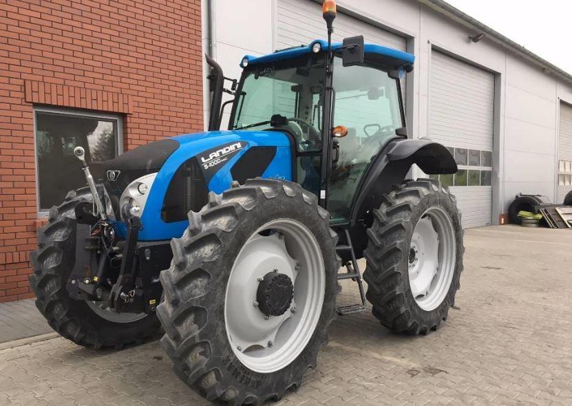 Landini 5-100D HC Tractor
