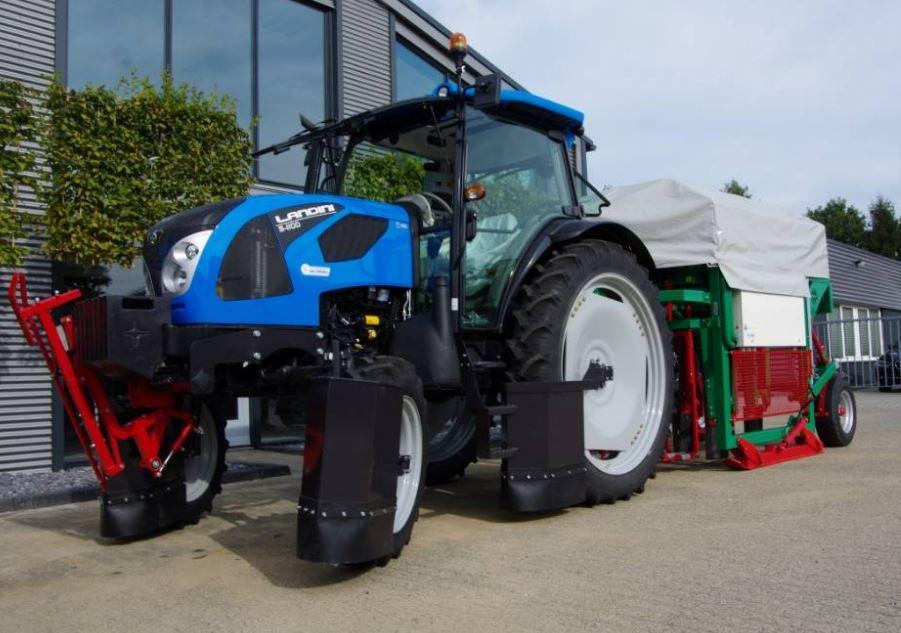 Landini 5-110D HC Tractor
