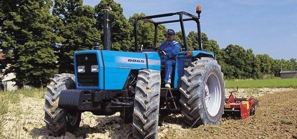 Landini 8865 Tractor