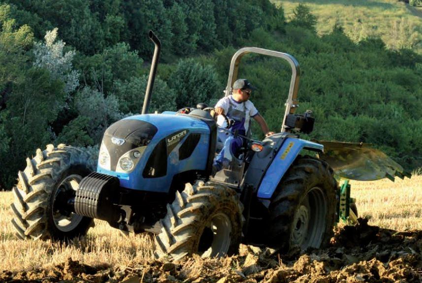 Landini Landforce 115 Tractor