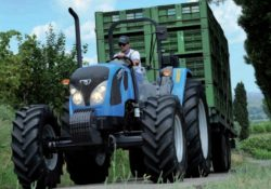 Landini Landforce 125 Tractor