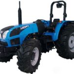 New Landini Multifarm T2 AND T3 Tractors Information
