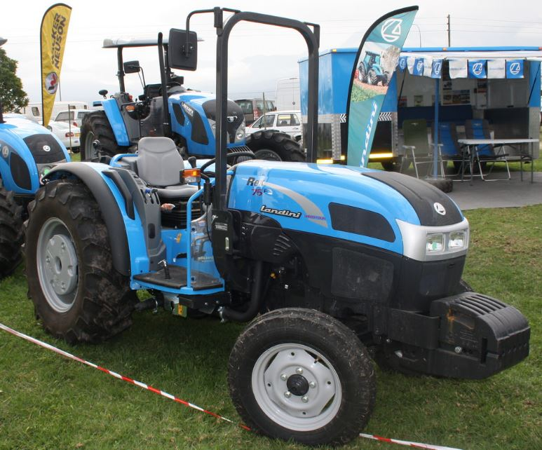 Landini REX 75 F Tractor