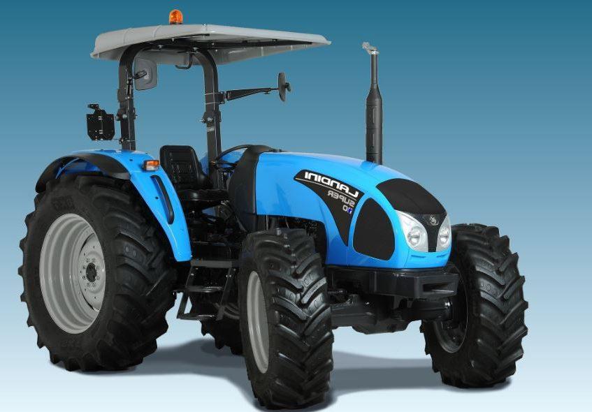 Landini Super 100B Tire 0 Tractor