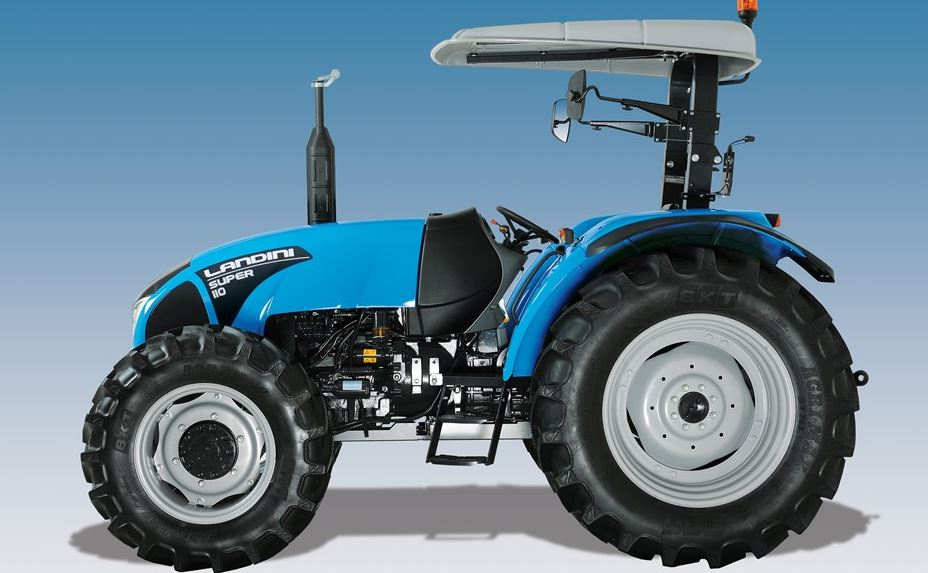 Landini Super 110 Tire 3 Tractor