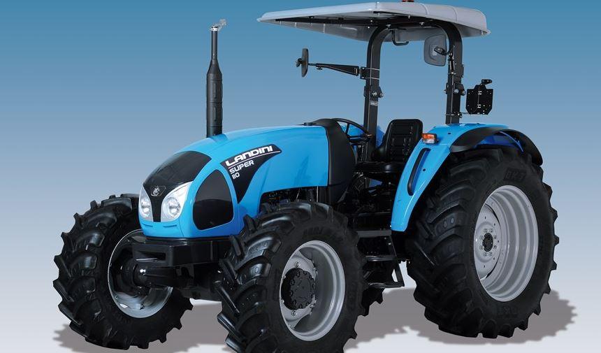 Landini Super 110B Tire 0 Tractor
