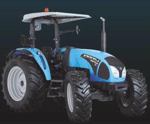 Landini Super 90 Tire 3 Tractor
