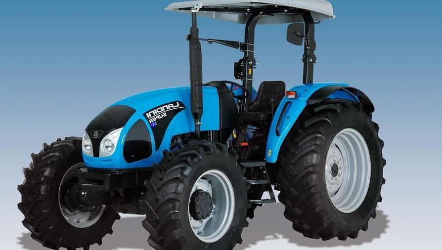 Landini Super 90B Tire 0 Tractor
