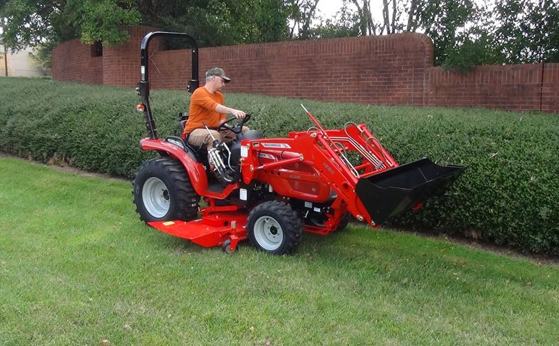 Dependable Drive In Prices >> New McCormick X1 Series Compact Tractors Price specs Images