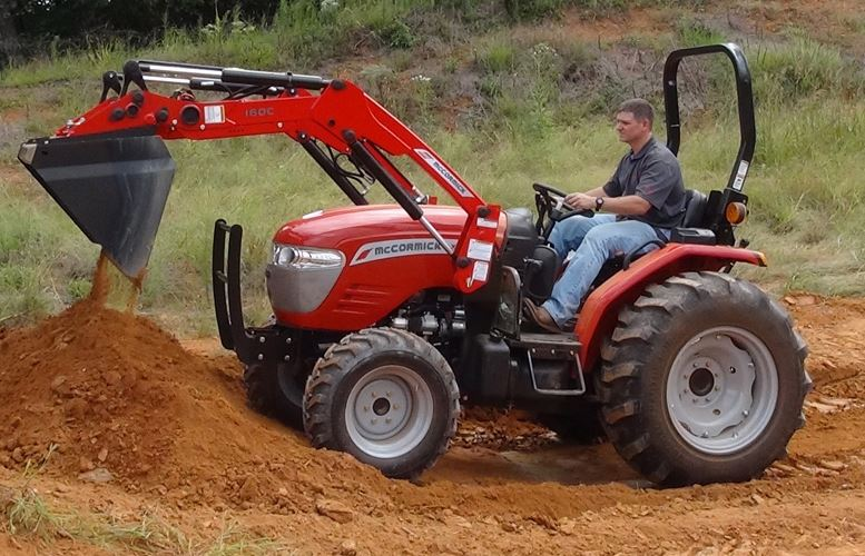 McCormick X1.25H Compact Tractor