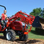 New McCormick X1 Series Compact Tractors Information With Price List