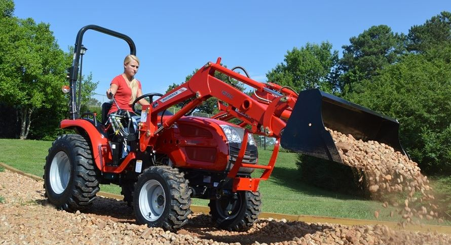 McCormick X1.35 Compact Tractor