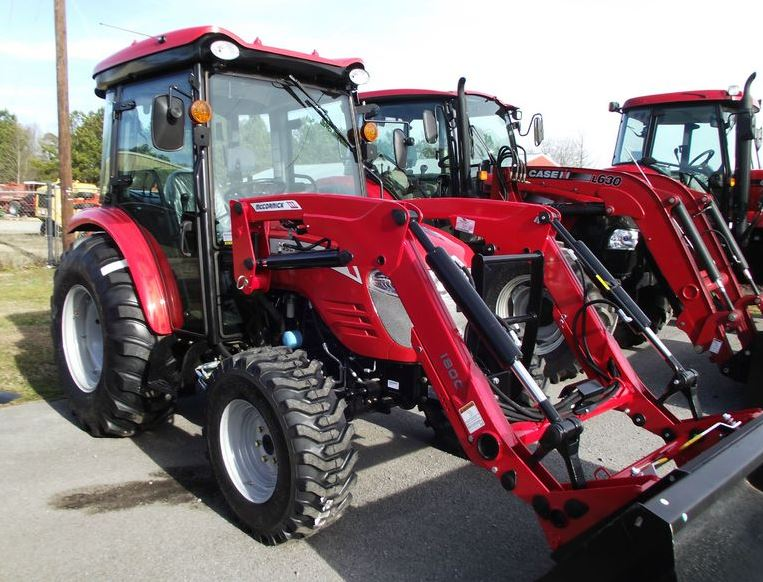 McCormick X1.45C Compact Tractor