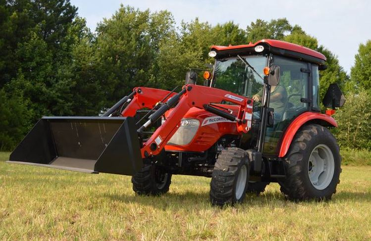 McCormick X1.45HC Compact Tractor