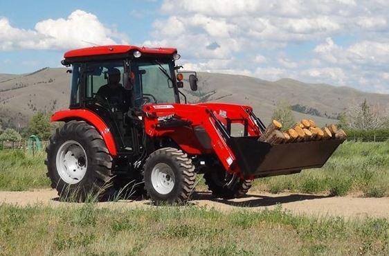 McCormick X1.55HC Compact Tractor