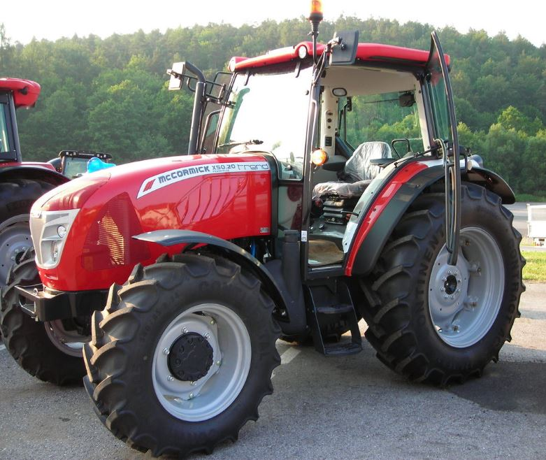 McCormick X50.20 Tractor