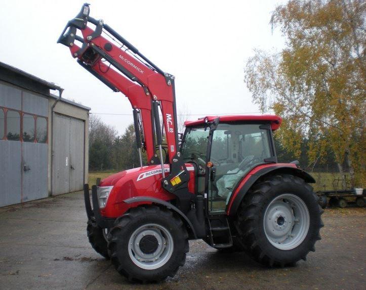 McCormick X50.30 Tractor