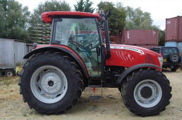 McCormick X50.40 Tractor
