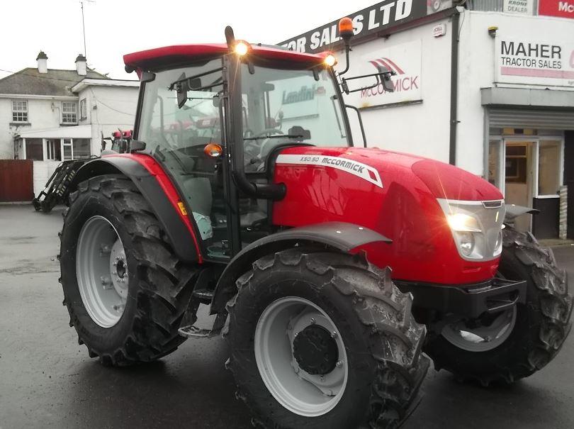 McCormick X50.50 Tractor