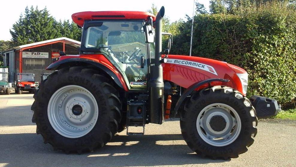 McCormick X6.460L Tractor