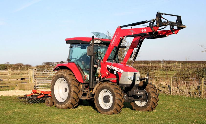 McCormick X60.20 Tractor