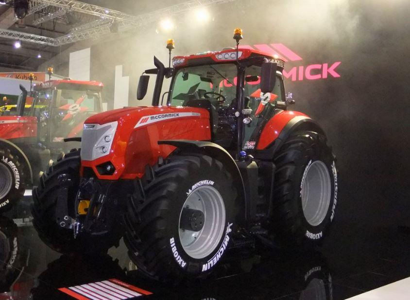 McCormick X8.660 VT Drive Tractor