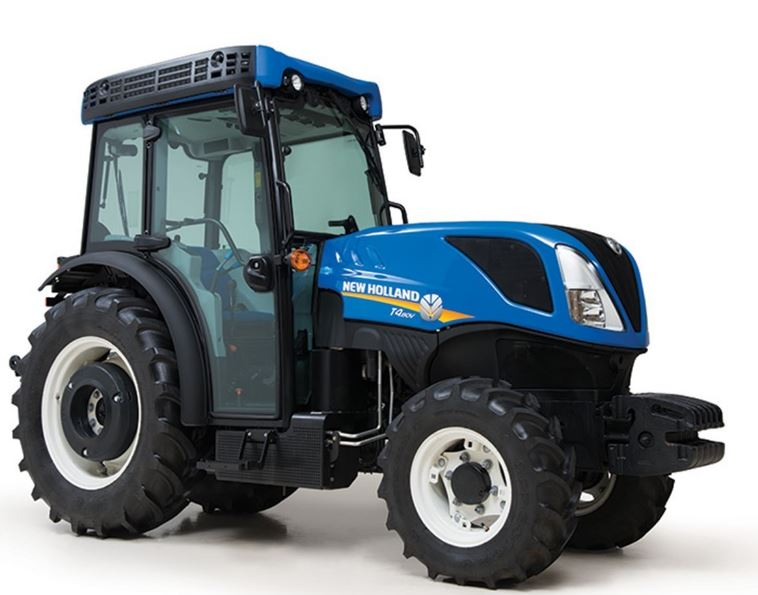 NEW HOLLAND T4.100V Tractor