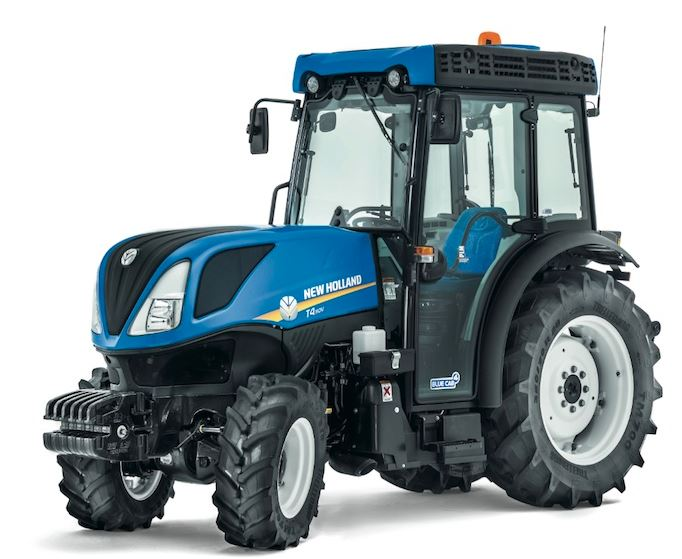 NEW HOLLAND T4.110V Tractor