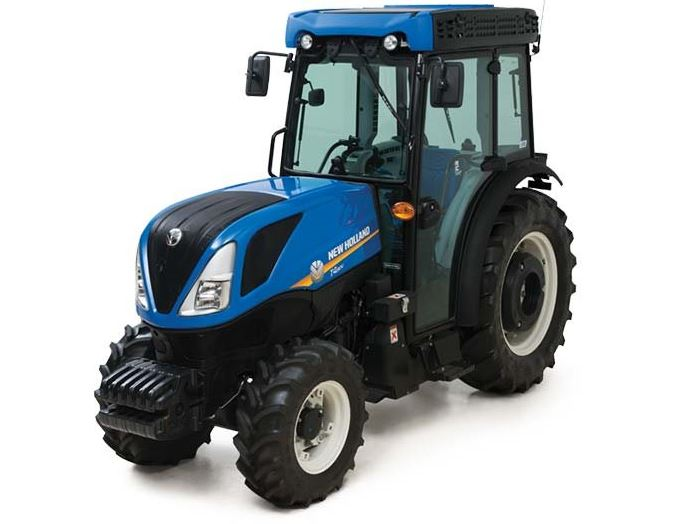 NEW HOLLAND T4.80V Tractor