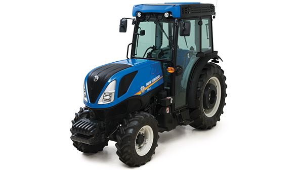 NEW HOLLAND T4.90F Tractor